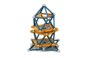 Kids Construct with Geomag