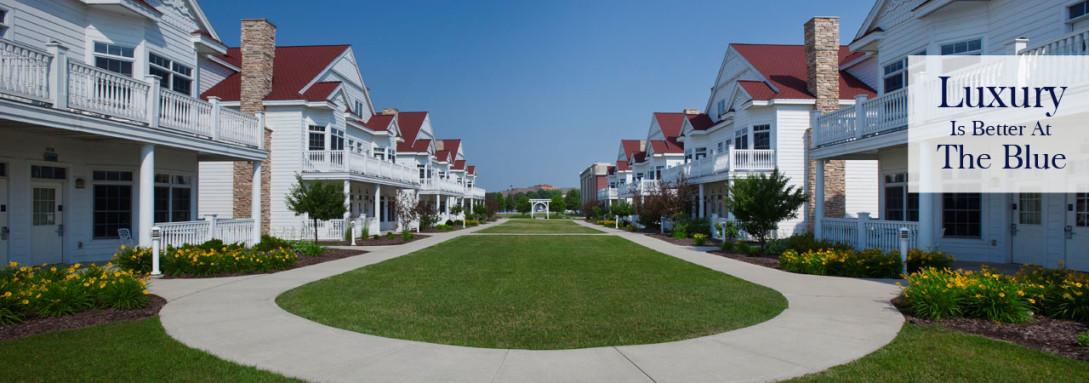 Blue Harbor Resort - Sheboygan Wisconsin - Accomodations