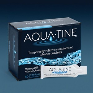 Aqua-tine, Homeopathic Smoking Cessation