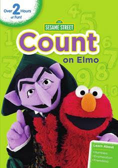 Sesame Street Count on Elmo