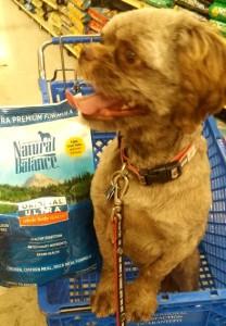 Bubba's Natural Balance #PetSmartStory