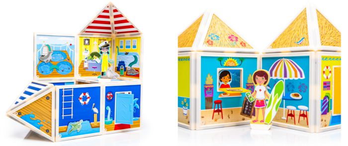 Build & Imagine Playsets