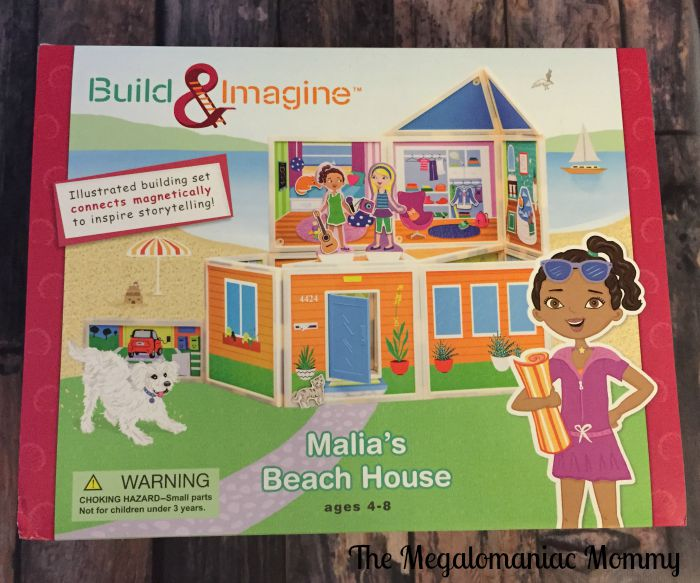 Build and Imagine Malia's Beach House