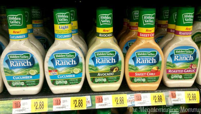 Hidden Valley Ranch at Walmart