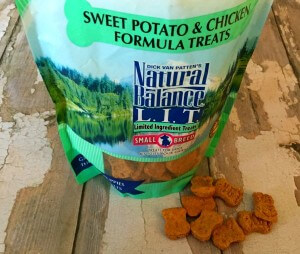 Share the Love with Natural Balance Treats #PetSmartStory