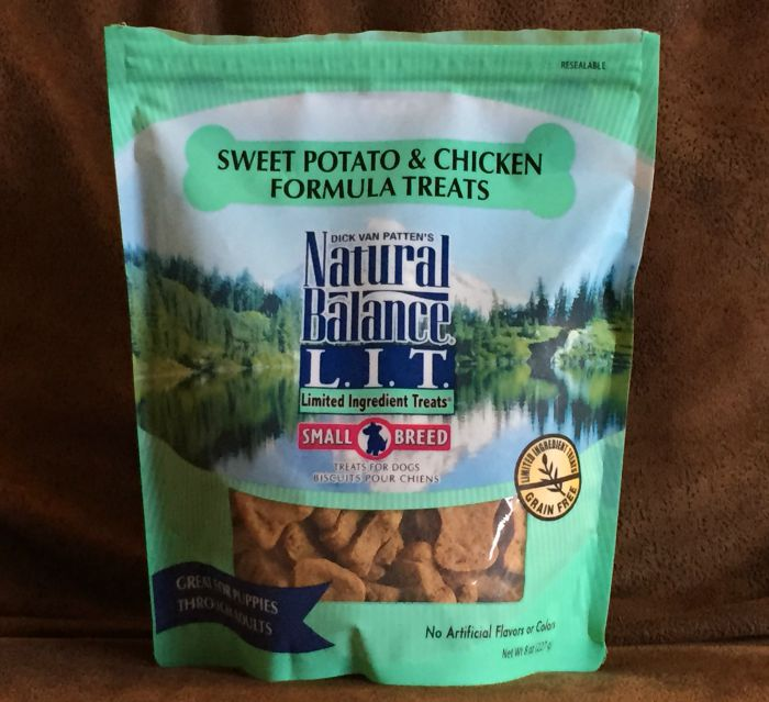 Natural Balance Sweet Potato & Chicken Formula Treats