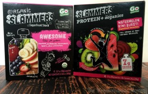 Organic Slammers Snacks SuperFood Snack