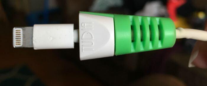 Tudia Klip in Use