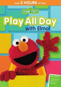 Get Ready to Play All Day with Elmo