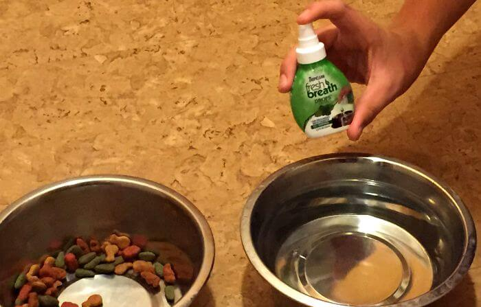 Tropiclean Fresh Breath Drops for Pets2
