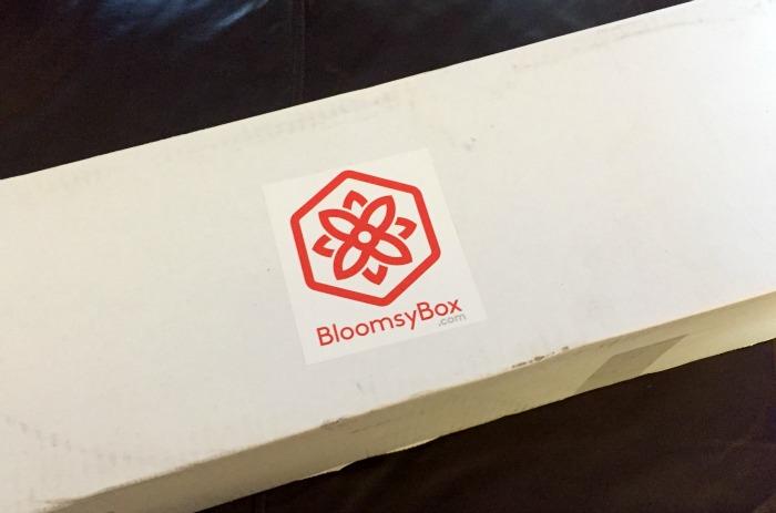 BloomsyBox Shipment