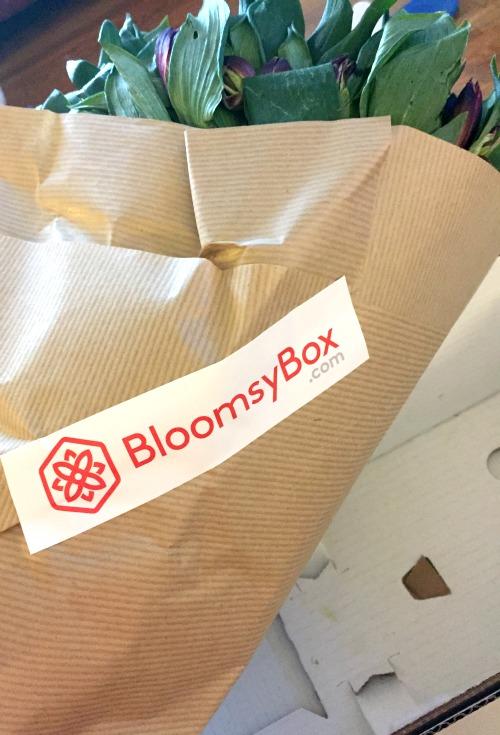 BloomsyBox.com Shipment