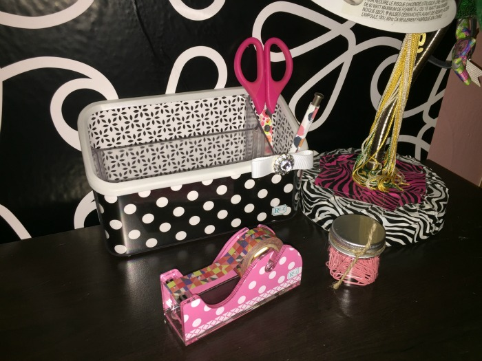 Room Lookz Desktop Caddy & Tape Dispenser