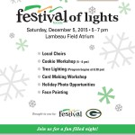 Festival of Lights at Lambeau Field