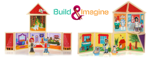 The Fun Continues with Build & Imagine Building Sets