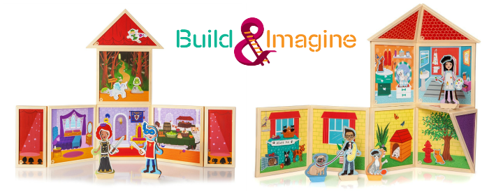 build & imagine fairytale theater pet portrait studio