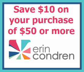 erin condren discount