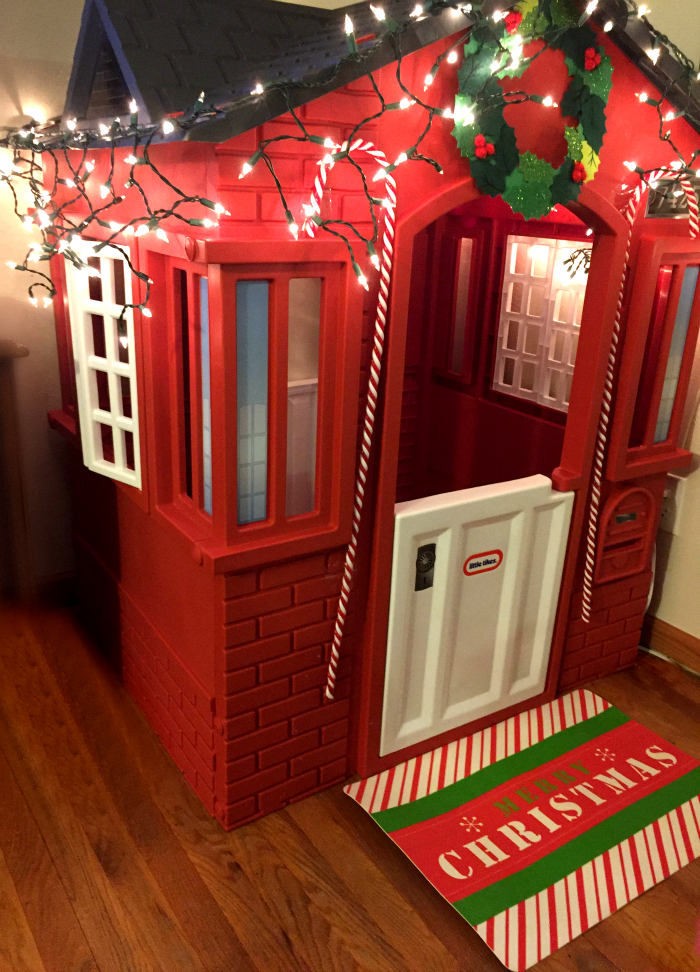Little Tikes Christmas Cottage