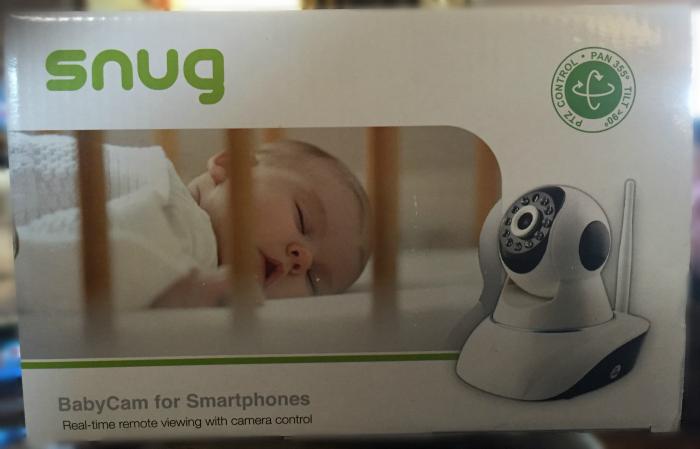 snug baby monitor
