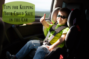 Keep Your Kids Safe in the Car