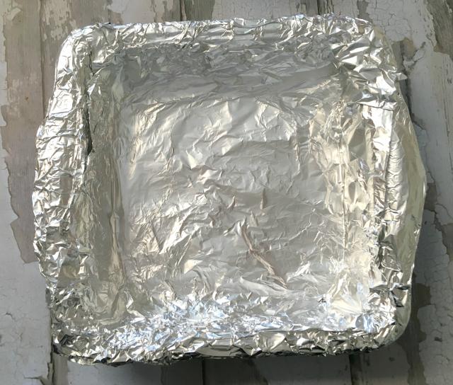 prepped pan