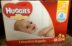 Give Kids a #SecondHug with Huggies Little Snugglers ($10 Sam's Club eGift Card Offer)