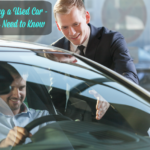 Test Driving a Used Car – What You Need to Know