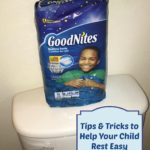 Kids Can Rest Easy with GoodNites® Bedtime Pants and These Tips