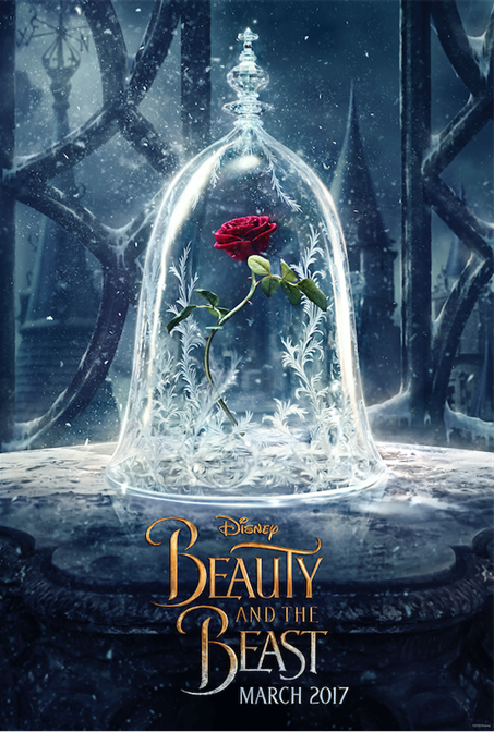 Beauty and the Beast Teaser Poster