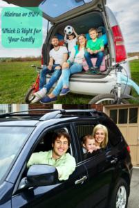 Minivan vs. SUVs: Tips to Select Your Next Family Vehicle