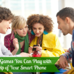 Party Games You Can Play with the Help of Your Smart Phone