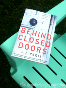 Head Behind Closed Doors with B.A. Paris