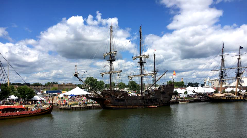 El Galeón - Photo By Burtz Holez Tall Ships Festival Image 1