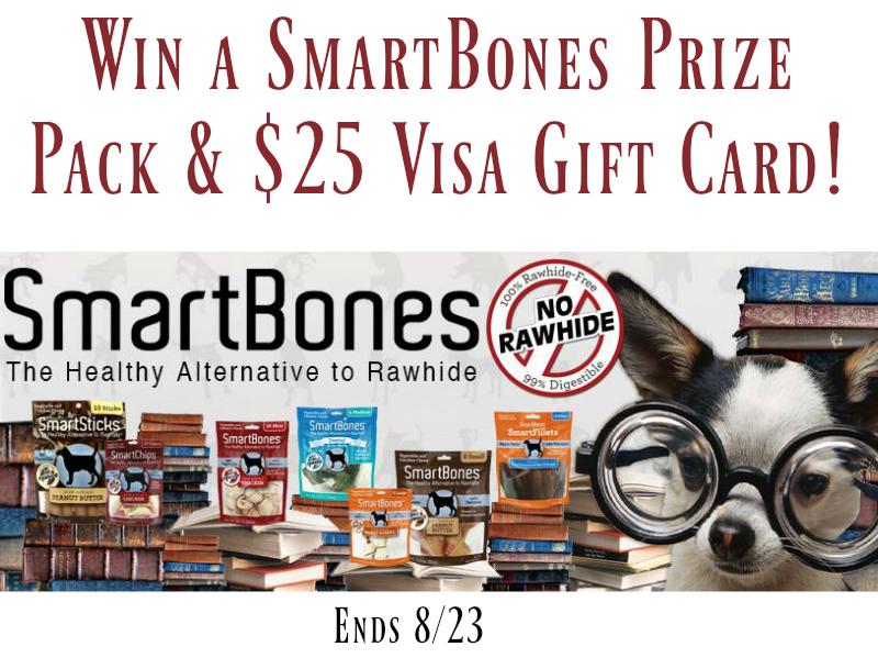 SmartBones Giveaway