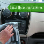 Great Hacks for Cleaning Your Car