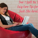Don't Spill the Beans: Easy Care Tips for Comfy Sack-Like Furnishings