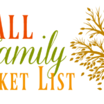 Our Fall Family Bucket List