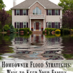 Homeowner Flood Strategies: Ways to Keep Your Family Safe When the Water Rises