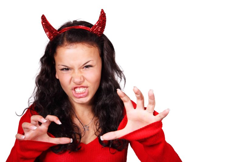 costume-aggressive-demon-devil-41662