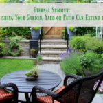 Eternal Summer: Ways Furnishing Your Garden, Yard or Patio Can Extend the Season