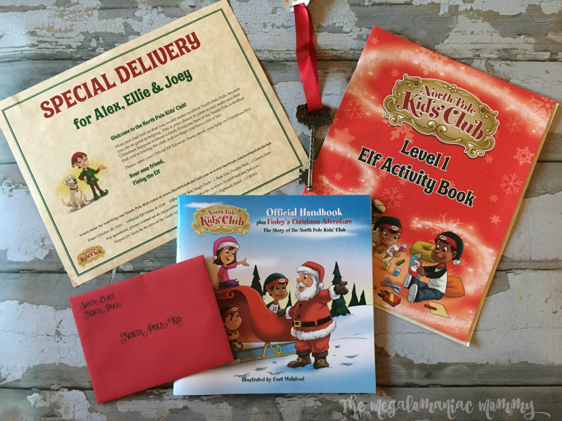 north-pole-kids-club-kit