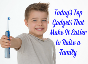 Today's Top Gadgets That Make It Easier to Raise a Family