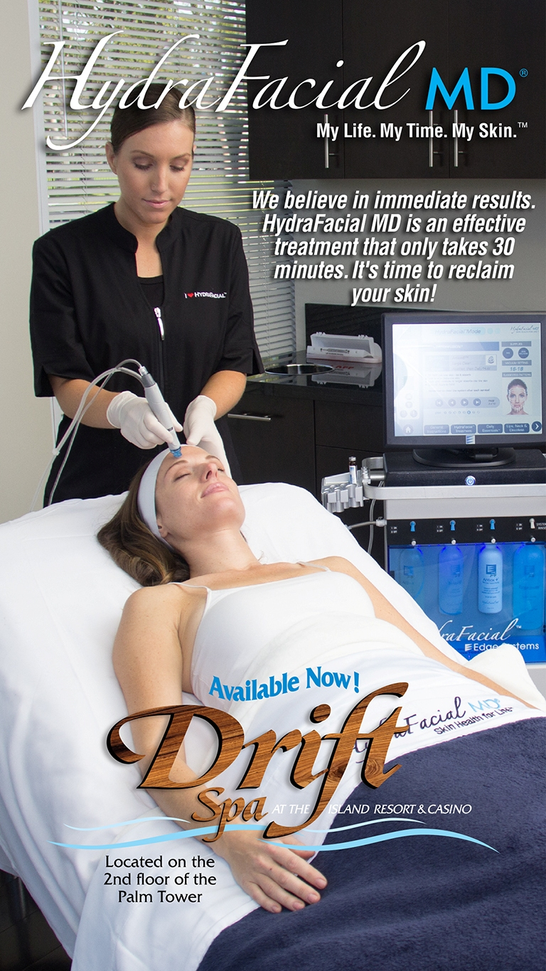"Drift Spa ""HydraFacial MD-Now"" 46"" Digital"