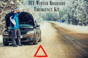 DIY Winter Roadside Emergency Kit