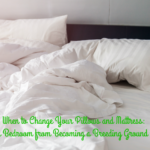 When to Change Your Pillows and Mattress: Keep Your Bedroom from Becoming a Breeding Ground for Germs