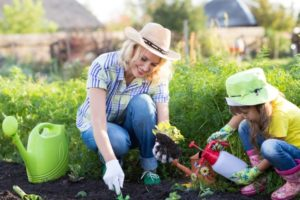 Everyone Can Play in the Dirt: Gardening With Your Kids