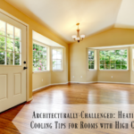 Architecturally-Challenged: Heating and Cooling Tips for Rooms with High Ceilings