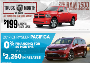 Save Big with New Car Specials