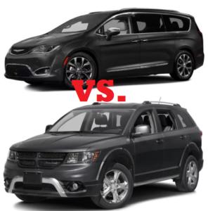 Minivan vs. SUVs: How to Select Your Next Family Vehicle
