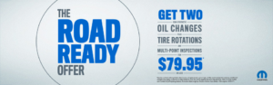 Save on Mopar Parts & Service